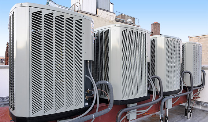 Commercial Air Conditioning Specialists