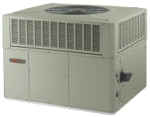 trane XB13c heat pump