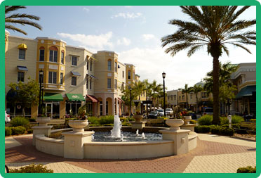 Main Street in Lakewood Ranch, Florida Air Conditioning