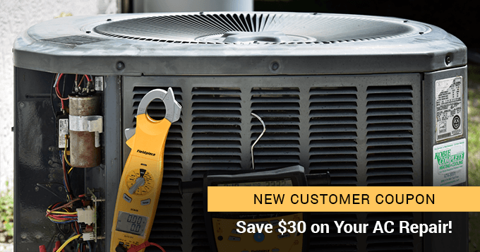 New Customers Save $30 on Your AC Repair in North Port