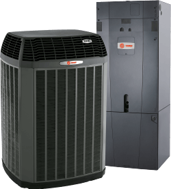 Trane Air Conditioner and Air Handler