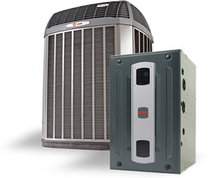 Trane Air Conditioner and Furnace