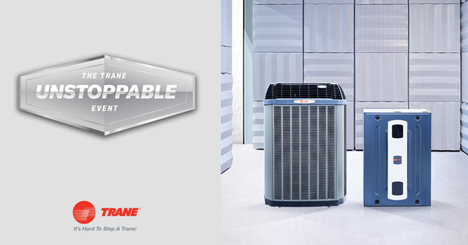 Trane Fall 2017 Air Conditioning Rebates