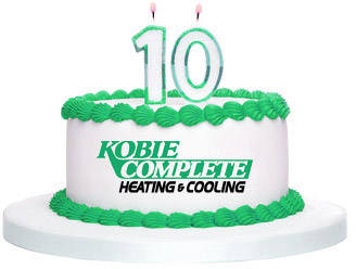 10 Years - Kobie Complete