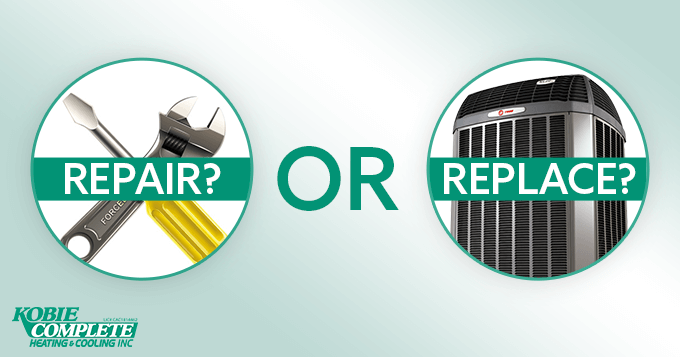 Should You Repair or Replace Your Air Conditioner? Banner Image