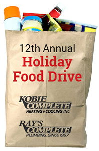2013 Annual Holiday Food Drive