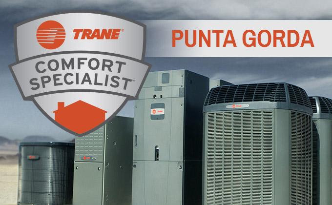 Kobie Complete Trane Comfort Specialist Punta Gorda