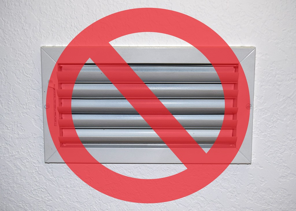Should I Close Air Vents In Unused Rooms Kobie Complete