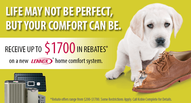 Lennox Rebates Fall 2015