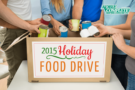 2015 Holiday Food Drive