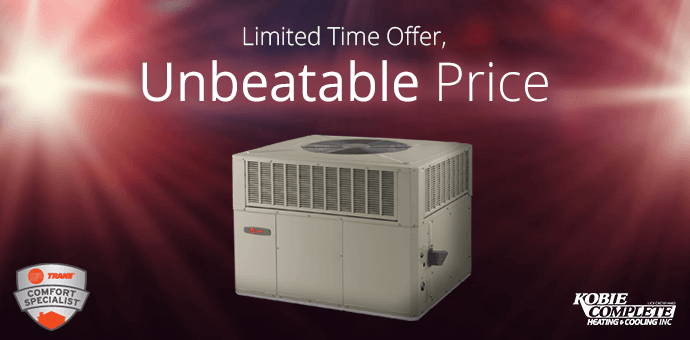 Trane Packaged Units At An Unbeatable Price Kobie Complete