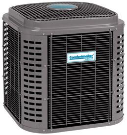 Comfortmaker Heat Pump Softsound CCH6 CCH9 CSH5