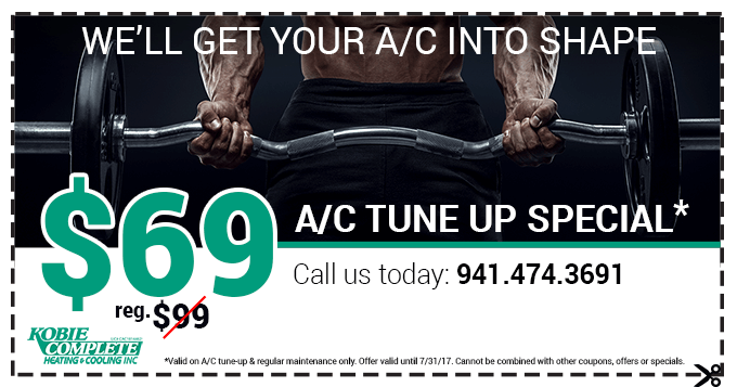 AC Tune Up Special Coupon