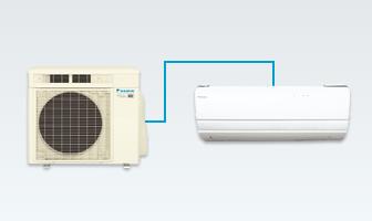 Daikin Sinzle Zone Mini-Split Air Conditioner