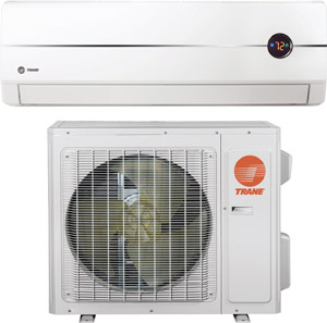 Trane Qualifying Ductless Air Conditioner Models