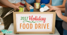 2017 Holiday Food Drive
