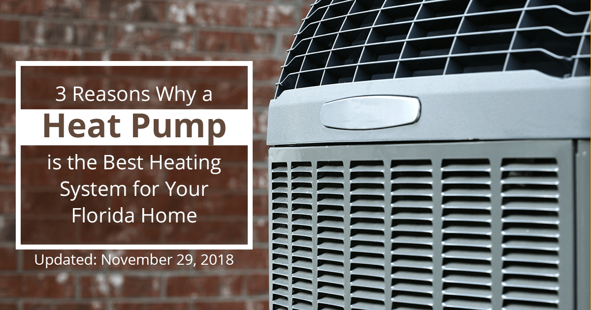 3 reasons why a heat pump is the best heating system for - Best heating system for house ...