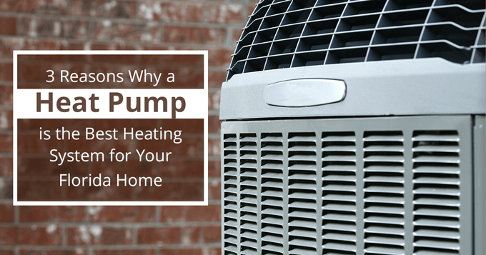 3 reasons why a heat pump is the best heating system for for Best heating system for new home