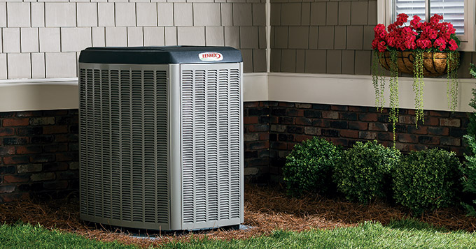 Air Conditioner Installation - Lennox