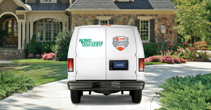 Sarasota Air Conditioning Company - Kobie Complete - Trane Comfort Specialist