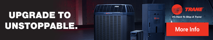 Upgrade to Unstoppable - Trane Rebates Fall 2018