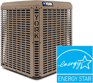 YORK LX Series Air Conditioner ENERGY STAR logo