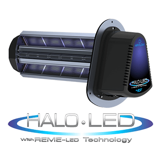 RGF HALO-LED air purification system