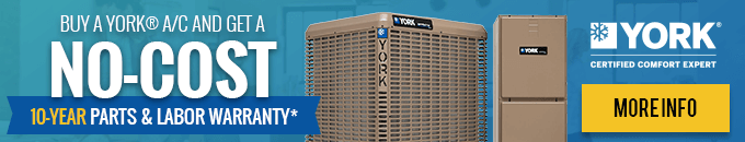 york extended warranty banner ad